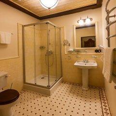 Гостиница Замковое имение Лангендорф ванная