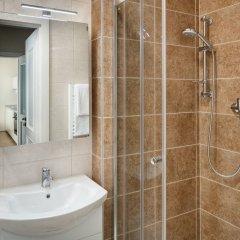 Отель Louren Apartments Чехия, Прага - отзывы, цены и фото номеров - забронировать отель Louren Apartments онлайн ванная