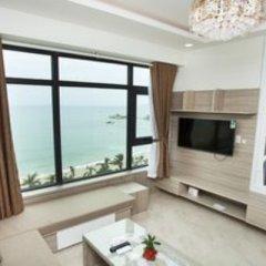 Апартаменты Beach Front Oceanous Apartment Нячанг