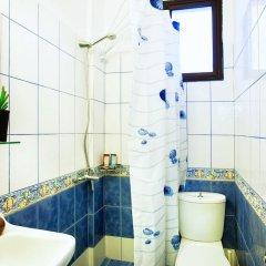 Отель Lemon Garden Villa Греция, Пефкохори - отзывы, цены и фото номеров - забронировать отель Lemon Garden Villa онлайн ванная