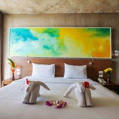 B2 Sea View Pattaya Boutique & Budget Hotel комната для гостей фото 2