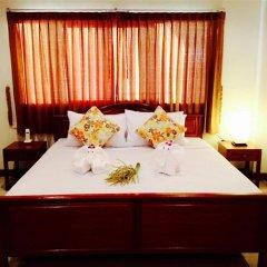 Отель Siray House сейф в номере