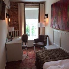 Apart-hotel Naumov Sretenka 3* Стандартный номер разные типы кроватей фото 16