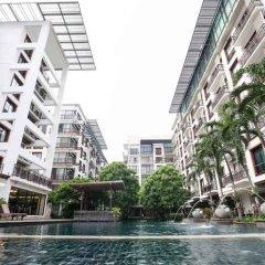 Отель Amanta Hotel & Residence Ratchada Таиланд, Бангкок - отзывы, цены и фото номеров - забронировать отель Amanta Hotel & Residence Ratchada онлайн фото 3