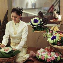 Отель Grand Mercure Bangkok Fortune спа
