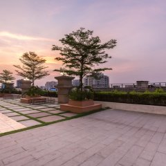 Отель M Suites by S Home Хошимин парковка