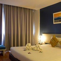 On Hotel Phuket комната для гостей фото 3