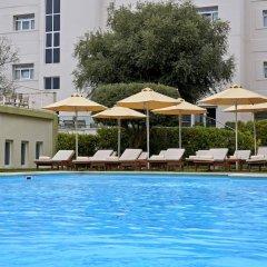 Апартаменты Civitel Attik Rooms & Apartments бассейн