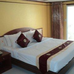 Отель Chaleena Princess Бангкок комната для гостей фото 2