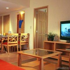 Отель Fiesta Americana Cancun Villas Мексика, Канкун - 8 отзывов об отеле, цены и фото номеров - забронировать отель Fiesta Americana Cancun Villas онлайн комната для гостей фото 4