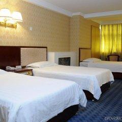 Wangfujing Da Wan Hotel комната для гостей фото 4