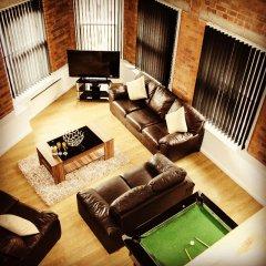 Апартаменты City Stop Manchester Apartments гостиничный бар