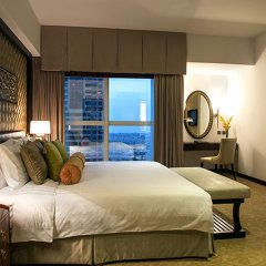 Отель Dusit Thani Dubai комната для гостей фото 2