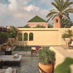 Отель Royal Mansour Marrakech бассейн фото 3