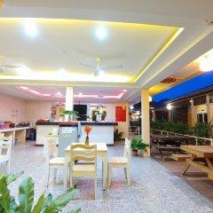 Отель Koh Larn De Beach питание