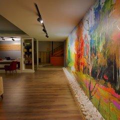 HMA Apart Hotel интерьер отеля