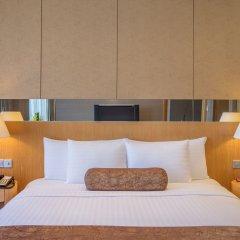 Отель Crowne Plaza Paragon Xiamen Китай, Сямынь - 2 отзыва об отеле, цены и фото номеров - забронировать отель Crowne Plaza Paragon Xiamen онлайн комната для гостей фото 3