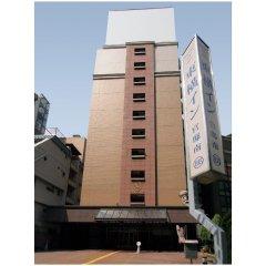 Отель Toyoko Inn Tokyo Tameike-sannou-eki Kantei-minami Япония, Токио - отзывы, цены и фото номеров - забронировать отель Toyoko Inn Tokyo Tameike-sannou-eki Kantei-minami онлайн вид на фасад