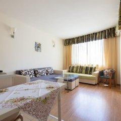 Апартаменты Quiet One Bedroom Apartment with Balcony комната для гостей фото 5