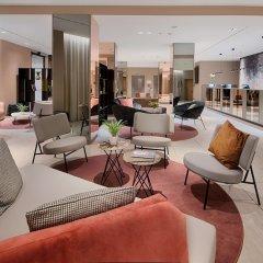 Отель NH Bologna De La Gare Италия, Болонья - 2 отзыва об отеле, цены и фото номеров - забронировать отель NH Bologna De La Gare онлайн интерьер отеля