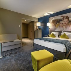 Mercure Hotel Berlin Wittenbergplatz комната для гостей фото 2