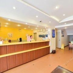 Отель Home Inn Китай, Сямынь - отзывы, цены и фото номеров - забронировать отель Home Inn онлайн интерьер отеля фото 2