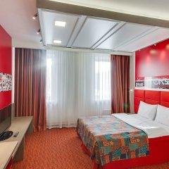 Ред Старз Отель комната для гостей фото 12