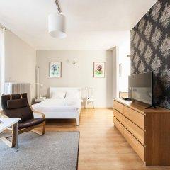 Отель Apartment4you Wilcza комната для гостей фото 4