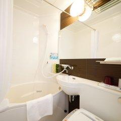Отель Super Hotel Lohas Akasaka Япония, Токио - отзывы, цены и фото номеров - забронировать отель Super Hotel Lohas Akasaka онлайн ванная фото 2