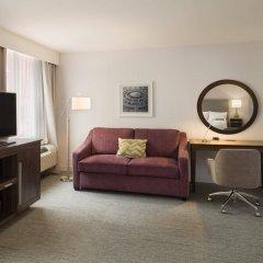 Отель Hampton Inn Manhattan/Times Square South США, Нью-Йорк - отзывы, цены и фото номеров - забронировать отель Hampton Inn Manhattan/Times Square South онлайн комната для гостей