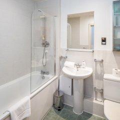 Отель 1 Bedroom Penthouse in Farringdon Великобритания, Лондон - отзывы, цены и фото номеров - забронировать отель 1 Bedroom Penthouse in Farringdon онлайн ванная