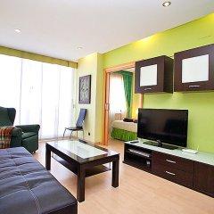 Отель Sants-Montjuïc Rambla Badal комната для гостей фото 2