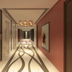 Отель Flora Al Barsha Mall of the Emirates интерьер отеля
