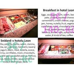 Отель Leon Hotel Чехия, Прага - 2 отзыва об отеле, цены и фото номеров - забронировать отель Leon Hotel онлайн в номере