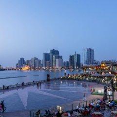 Отель Sheraton Sharjah Beach Resort & Spa ОАЭ, Шарджа - - забронировать отель Sheraton Sharjah Beach Resort & Spa, цены и фото номеров балкон