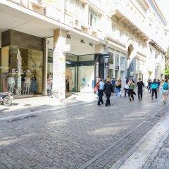 Отель Ermou Fashion Suites by Living-Space.gr Афины спортивное сооружение