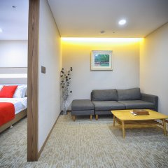 THE RECENZ Dongdaemun Hotel комната для гостей