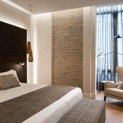 Отель Catalonia Gran Via комната для гостей фото 3