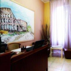 Отель Nazional Rooms Италия, Рим - 1 отзыв об отеле, цены и фото номеров - забронировать отель Nazional Rooms онлайн интерьер отеля фото 3