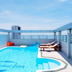 Barcelona Hotel Nha Trang бассейн фото 2