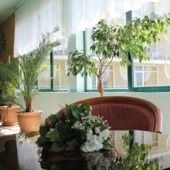 Отель Interhotel Pomorie Болгария, Поморие - 2 отзыва об отеле, цены и фото номеров - забронировать отель Interhotel Pomorie онлайн интерьер отеля фото 2