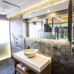 Отель Eden Luxury Suites Terazije ванная