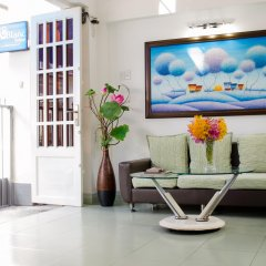 Отель LeBlanc Saigon интерьер отеля