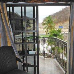 Отель Canadian Resorts Huatulco балкон