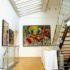 Galerie Hotel Leipziger Hof питание