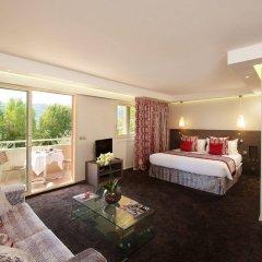 Отель Servotel Saint-Vincent комната для гостей