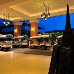 Отель Millennium Resort Patong Phuket Пхукет городской автобус