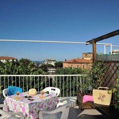 Hotel Capri Римини балкон