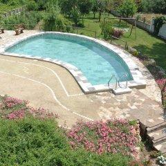 Отель Guest House Zdravec Болгария, Балчик - отзывы, цены и фото номеров - забронировать отель Guest House Zdravec онлайн бассейн