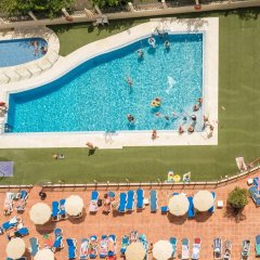 Отель Pierre & Vacances Residence Benalmadena Principe бассейн фото 2